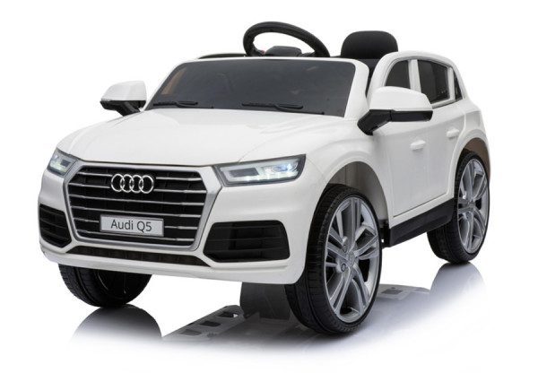 "Kinderfahrzeug - Elektro Auto ""Audi Q5 S-Line"" -das aktuellste Modell - lizenziert - 12V7AH, 2 Motor"