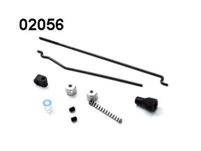 02056 Throttle/Brake Assembly