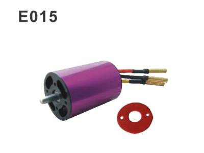 E015 Brushless Elektromotor