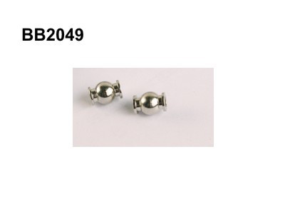 BB2049 6, 8mm Ball For Front Upper Arms