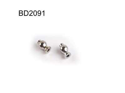 BD2091 Ball Ends W/ Flange