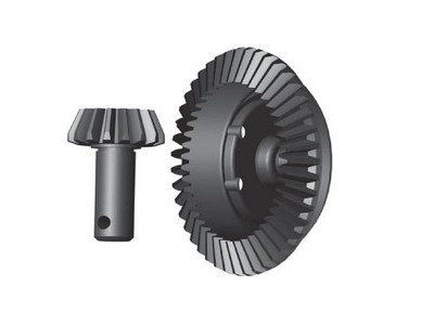 057507 Diff. Ring And Pinion Gear
