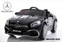 "Kinderfahrzeug - Elektro Auto ""Mercedes SL65 AMG"" - Lizenziert - 12V7AH Akku,2 Motoren- 2,4Ghz Ferns"
