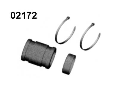 02172 Exhaust Pipe Tubing