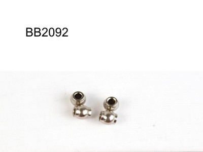 BB2092 6, 8mm Ball For Shock Mount