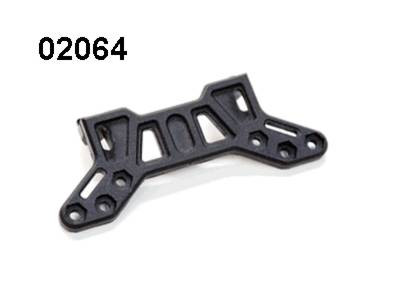 02064 Rear Body Post Plate