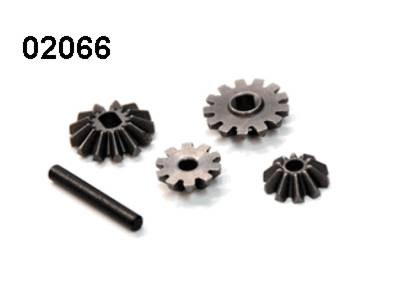 02066 Diff Bevel Gears