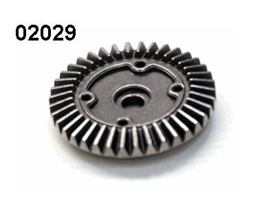 02029 Differential Steel Main Gear