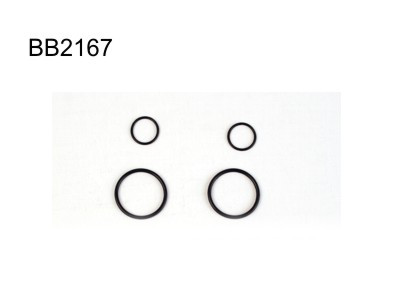 BB2167 16mm Shock seal O-rings