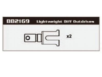 BB2169 Lightweight Diff Outdrives