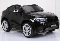 """Kinderfahrzeug - Elektro Auto """"BMW X6M"""" - lizenziert - Doppelsitzer - 12V10AH Akku,2 Motoren+ 2,4Ghz"""