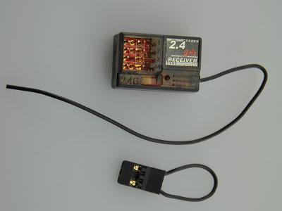 E710 Receiver 2, 4GHz HBX