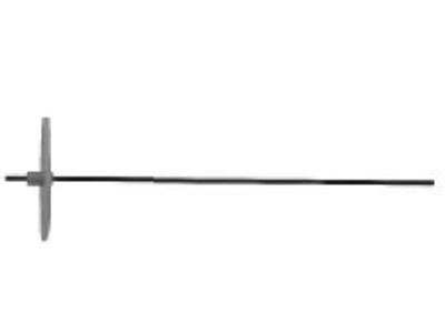 S018-04 Antriebswelle (A) mit Zahnrad