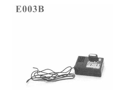 E003B Empfänger AM 27 MHz
