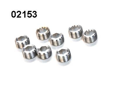 02153 Ball Head Nut