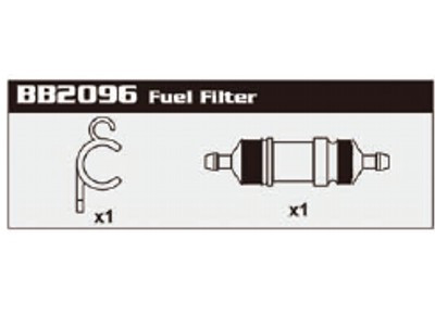BB2096 Fuel Filter