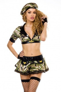 Army Kostüm von Saresia roleplay Ready to take on complete