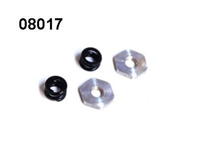 08017 Adjustable Nut