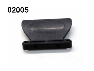 02005 Rear bumper
