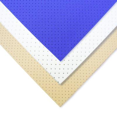Multiform,blau,perf.,ca.