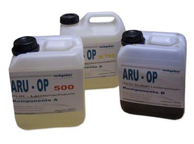ARU-OP 500 Komp.A Polyurethan-