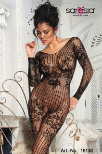 Bodystocking ouvert No6