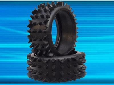 050810 Reifen mit Einlage Buggy 2 Stück