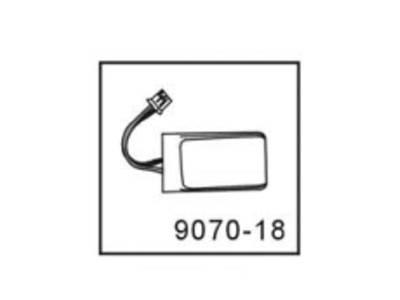 9070-18 Akku