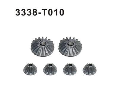 3338-T010 Differential Zahnrad Set