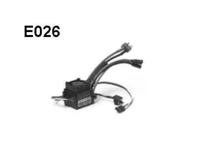 E026 LS-4025-D Brushless ESC 12V 45 A