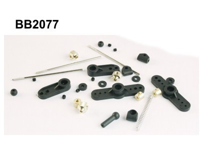BB2077 Throttle and Brake Linkage