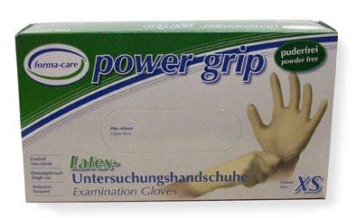 Latex-Handsch.forma-care power