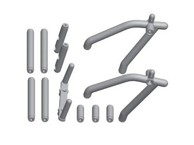 057576 Wing Mount Set