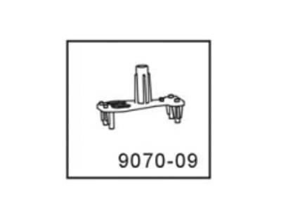 9070-09 Hauptrahmen