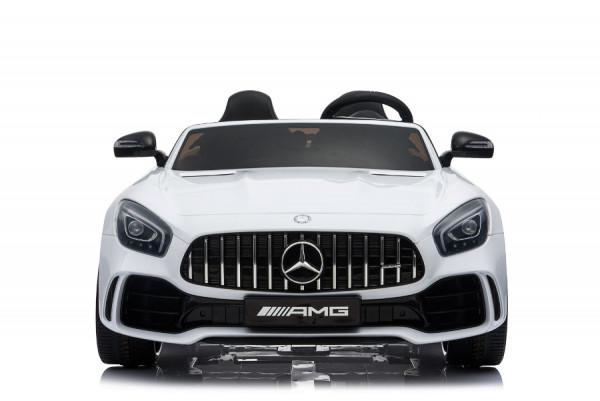 "Kinderfahrzeug - Elektro Auto ""Mercedes GT R Doppelsitzer"" - lizenziert - 12V10AH, 2 Motoren- 2,4Ghz"