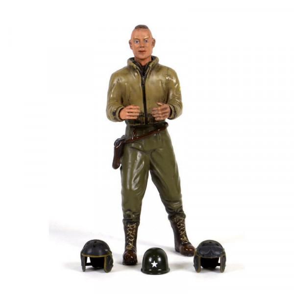 1/16 Figur Corporal E. Stull Stehend